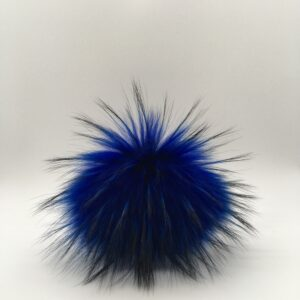 Raton Finlandais- Bleu Pointe Noir